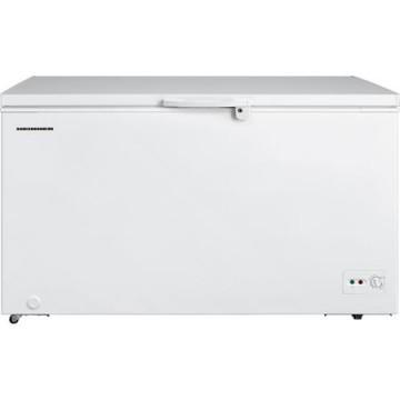 poza Lada frigorifica Heinner HCF-M418CA+, 418 l, Clasa A+, Sistem Convertibil Frigider/Congelator, Control mecanic, Alb