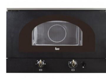 poza Cuptor cu microunde incorporabil Teka MWR 22 BI 850W, 22 litri, baza ceramica, antracit