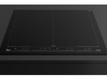 poza Plita inductie incorporabila Teka IZF 68600 cu 7 zone, 60cm, FLEX DirectSense, Cristal negru