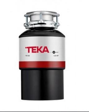 poza Dispozitiv pentru strangerea si tocarea resturilor Teka, kit pneumatic inclus TR 550