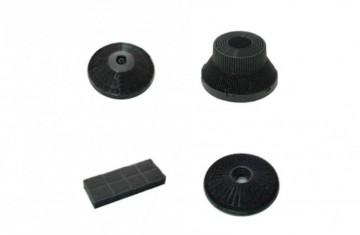 poza Filtru circular de carbune activ (Ø 139 mm) TL 6310  / TL 9310 / GFH 55 / GFH 73 / GFG 2 Teka