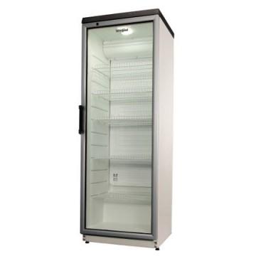 poza Vitrina frigorifica profesionala cu o usa Whirlpool ADN 201/1, 350 l, H 173 cm, 5 gratare, Usa sticla, Alb