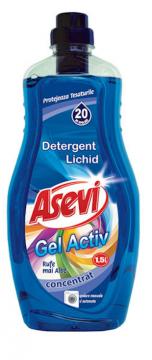poza Detergent rufe ASEVI GEL ACTIV 1,5L