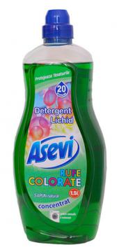 Detergent rufe ASEVI COLOR 1,5L. Poza 2
