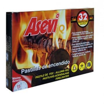 poza Pastile foc ASEVI IQ 32U