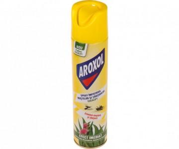 poza Insecticid Aroxol Spray Muste Tantari 400ml Eucalipt 5946004013972