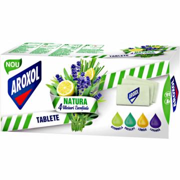 poza Insecticid Aroxol Natura Pastile 30buc 5946004013910