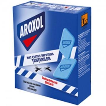 poza Insecticid Aroxol Pastile Impotriva Tantarilor 30buc 5946004013040