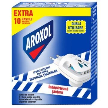 poza Insecticid Aparat Electric Cu 10 Pastile Impotriva Tantarilor (Dual System) 5946004013071