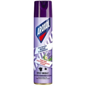 poza Insecticid Aroxol Spray Antimolii Si Antiacarieni 250ml 5946004012098
