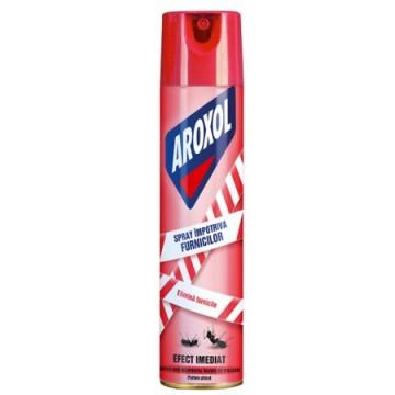 poza Insecticid Aroxol Spray Impotriva Furnicilor 400ml 5946004006806