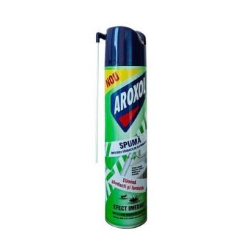 poza Insecticid Aroxol Spuma Impotriva Gandacilor Si Furnicilor 300ml 5946004012869