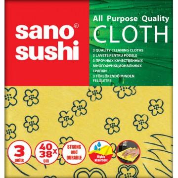poza Laveta microfibra Sano Sushi Cloth 3buc