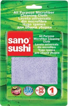 poza Laveta microfibra Sano Sushi Professional 30x30cm