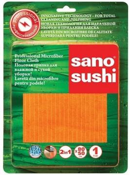 poza Laveta microfibra Sano Sushi Professional Floor Cloth 80x50cm