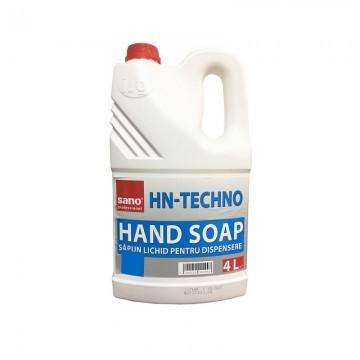 poza Sapun lichid Sano HN-Techno Soap Blue 4L