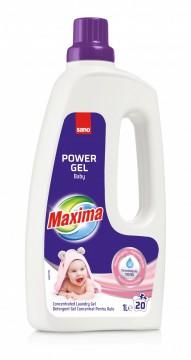 Detergent rufe Sano Maxima Baby 1L. Poza 1