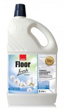Detergent Sano Floor Fresh Home White Orchid 2L. Poza 1