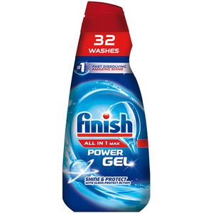 poza Finish Gel All In One Max Regular 650ml