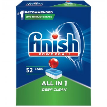poza Finish All In One 52 Tablete