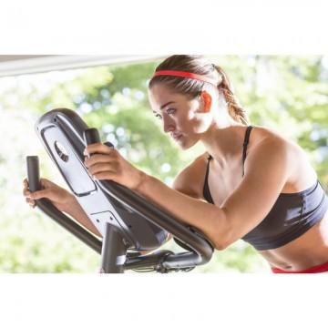 Bicicleta fitness SCHWINN 570U Upright, Greutate maxima utilizator 136 Kg, Ecran LCD, USB, Suport sticla, Touchscreen, MP3, Boxe integrate. Poza 2