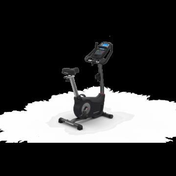 Bicicleta fitness SCHWINN 570U Upright, Greutate maxima utilizator 136 Kg, Ecran LCD, USB, Suport sticla, Touchscreen, MP3, Boxe integrate. Poza 3