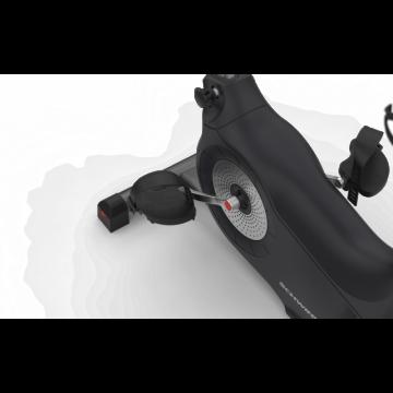Bicicleta fitness SCHWINN 570U Upright, Greutate maxima utilizator 136 Kg, Ecran LCD, USB, Suport sticla, Touchscreen, MP3, Boxe integrate. Poza 4