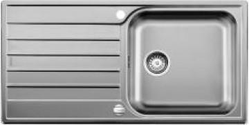 poza BLANCO LIVIT XL 6 S LEINEN (FINISAJ PANZAT) 3½'' 2 gauri cu exc.