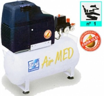 poza Compresor medical, tip AIRMED 114/24