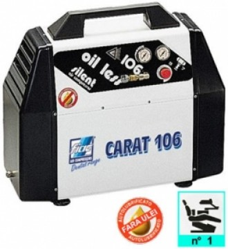 poza Compresor medical, tip CARAT 106