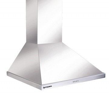 poza Hota Decorativa Square Chimney NNSU -60cm- Pyramis 065013801