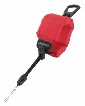 poza Olympus  CHS-09 Floating Handstrap (red) for Tough series