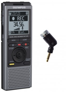 poza Olympus Bundle kit  VN-731PC with ME52 Directional Microphone