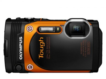 poza Olympus  TG-860 Orange