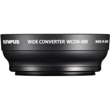 poza Olympus  WCON-08X Wide Converter Lens