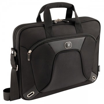 poza WENGER ADMINISTRATOR 15 inch single comp.Notebook Case 600644