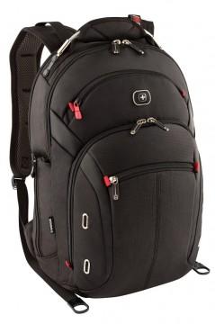 poza Wenger  Gigabyte inch 15 Macbook Pro Bkpk W/Ipad Pkt, Black