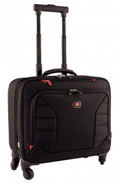 poza Wenger  Interchange 4 wheeled 17  Notebook Case