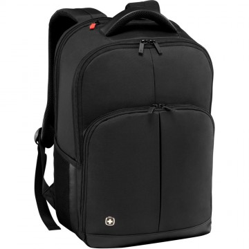 poza Wenger, Link 16 inch Laptop Backpack, Black