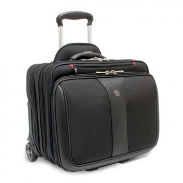 poza Wenger  Patriot 2 Pc Business Set Whld, Black