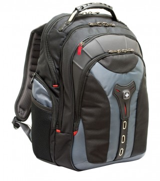 poza Wenger, Pegasus 17 inch Computer Backpack, Blue