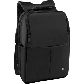 poza Wenger Reload 14 inch Laptop Backpack with Tablet Pocket, Black