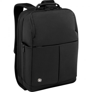 poza Wenger  Reload 16 inch Laptop Backpack with Tablet Pocket, Black