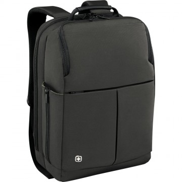 poza Wenger  Reload 16 inch Laptop Backpack with Tablet Pocket, Gray