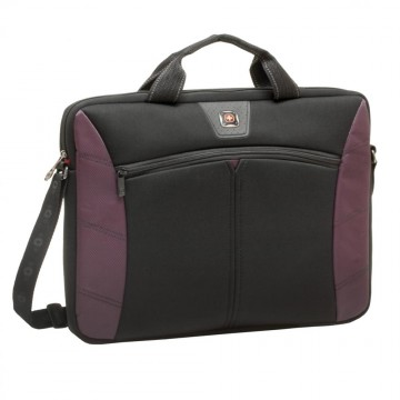 poza Wenger Sherpa 16 inch Comp Slimcase , Burgundy