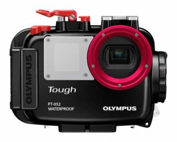 poza Olympus  PT-052 UNDERWATER CASE FOR TG-820