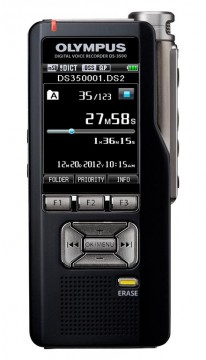poza Olympus  DS-3500 DIG.VOICE RECORDER
