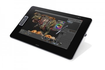 poza Tableta grafica Wacom Cintiq 27QHD Interactive Pen  and  Touch Display