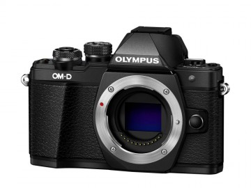 poza Olympus E-M10 Mark II Body black