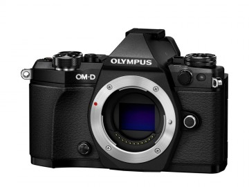 poza Olympus  E-M5II Body black